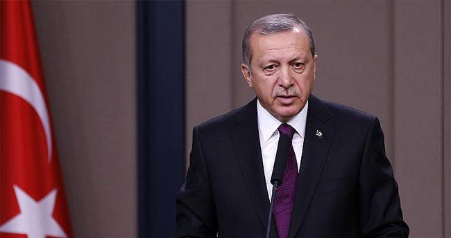 Cumhurbaşkanı Erdoğan: Özür dilemesi gerekenler hava sahamızı ihlal edenlerdir