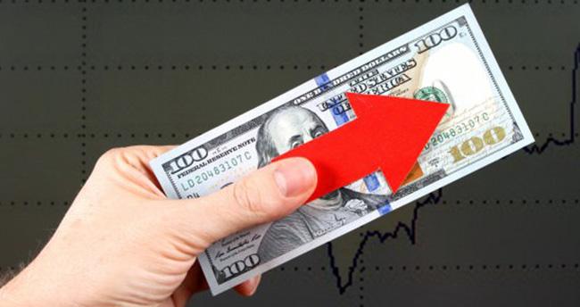Dolar, TL karşısında 2,90'ı aştı