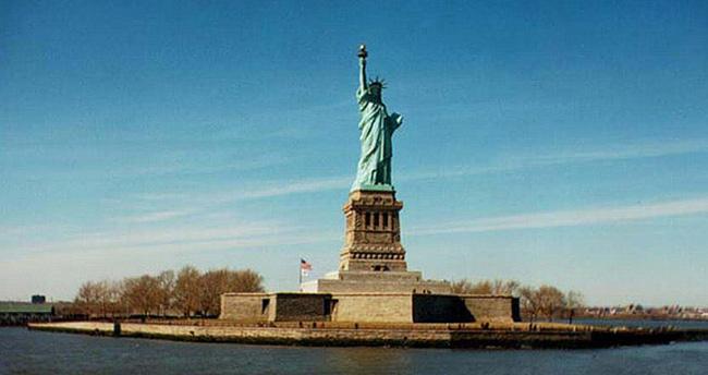 Özgürlük Anıtı Aslında Müslüman Bir Kadın Olarak Tasarlanmış