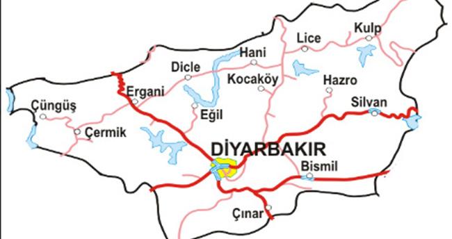 Diyarbakır'da Polise Saldırı: 3 Yaralı