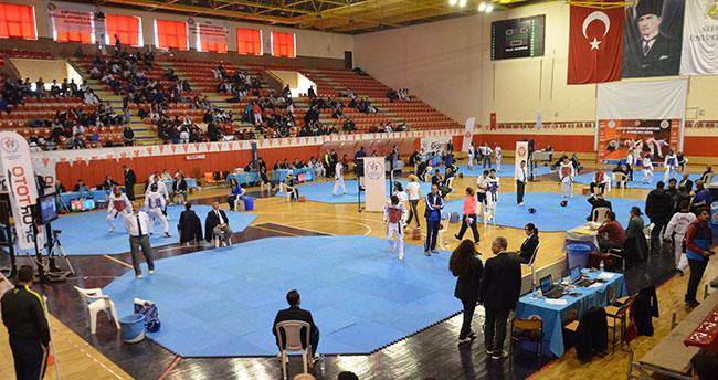 Kulüpler Türkiye Tekvando Şampiyonası Konya'da başladı