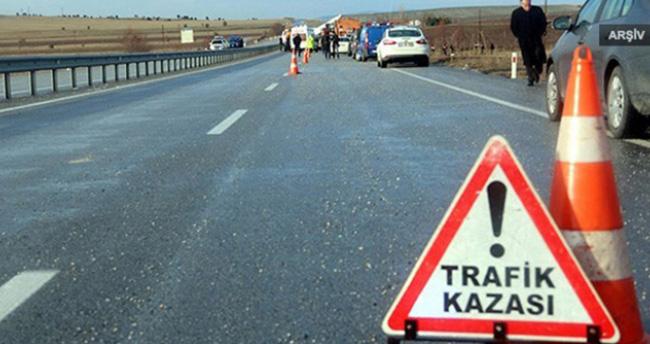 Trafik kazalarında 10 ayda 3 bin 234 kişi öldü