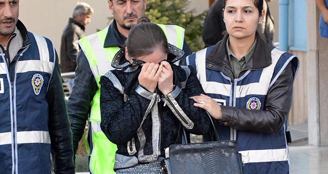 Aranan Rus uyruklu kadın Konya'da yakalandı