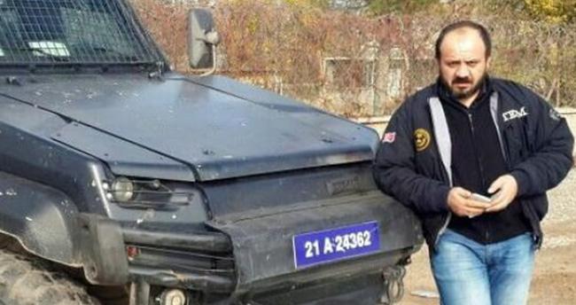 Şehit düşen polisin kimliği belirlendi