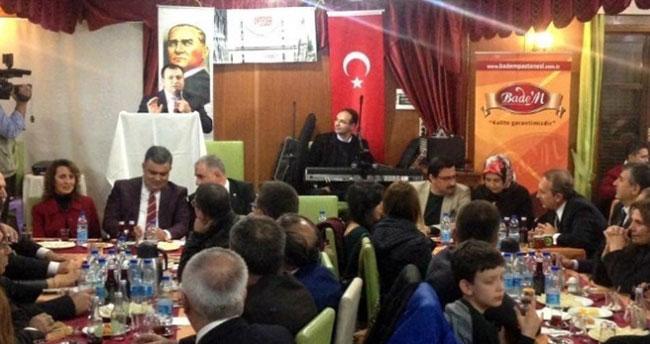 Başkan Özgüven Ankara'daki Ereğlilerle Buluştu