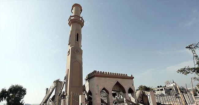 Diyanet Gazze'de yıkılan 9 camiyi yeniden inşa edecek