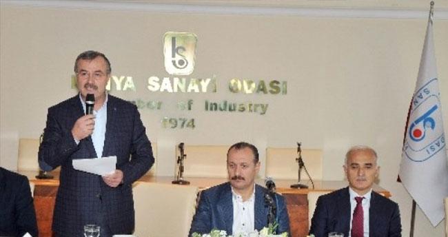 Müsteşar Aslan Sanayicilerle Bir Araya Geldi