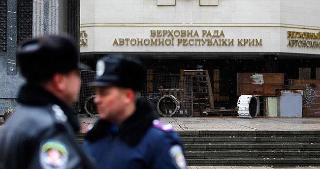 'Rusya Kırım'daki işgalini hemen sonlandırmalıdır'