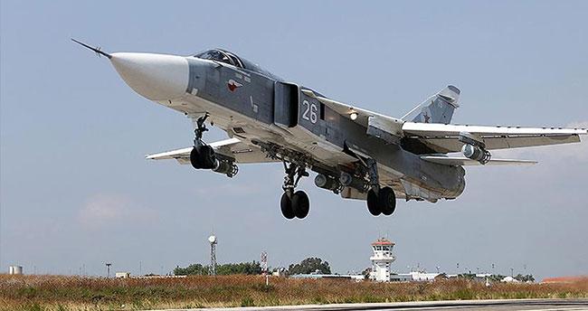 'Rusya uçuş planlarını ABD ile paylaşmıyor'