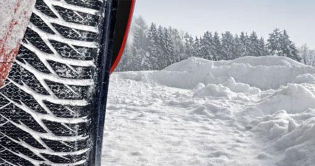 Zorunlu kış lastiği için son 2 gün