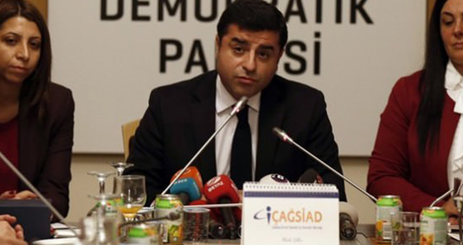 Selahattin Demirtaş'dan skandal açıklama! Hasan Elçi'yi polis vurdu