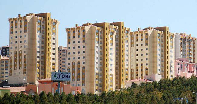 TOKİ Karaman'da emekliler için 400 konut yapacak