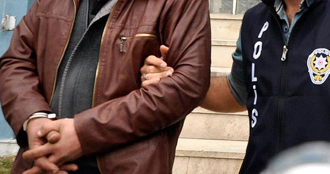 PKK'ya silah temin eden bir kişi tutuklandı
