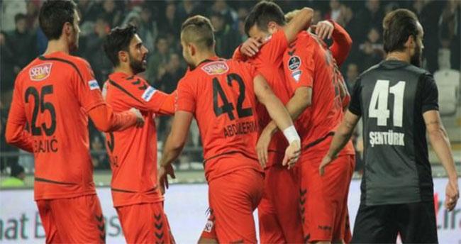 Torku Konyaspor rahat kazandı
