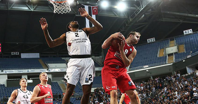 Beşiktaş Sompo Japan Dj Seeley ile yollarını ayırdı