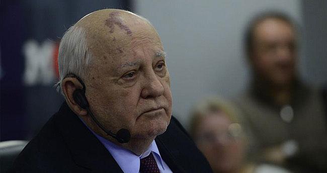 Gorbaçov'dan Rusya ve Türkiye'ye uzlaşı çağrısı