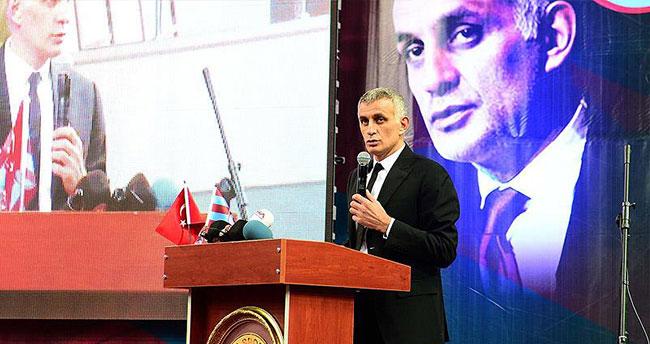 İbrahim Hacıosmanoğlu: Kimse Trabzonspor'u esir almadı