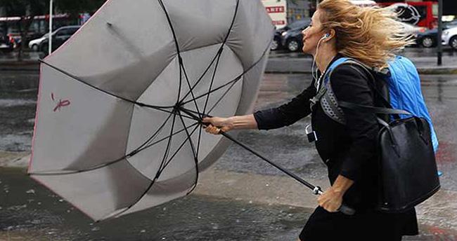 Konya ve çevresi için kuvvetli rüzgar uyarısı