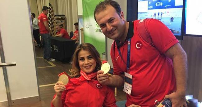 Milli Halterci Muratlı ve Duman Avrupa Şampiyonu