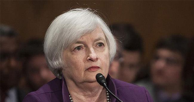 Fed Başkanı Yellen: Dolardaki yükselme nedeniyle faiz artışında kademeli yol izlenecek