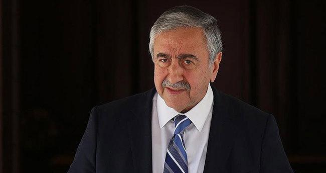 KKTC Cumhurbaşkanı Akıncı ile ABD Dışişleri Bakanı Kerry Kıbrıs'ta görüştü