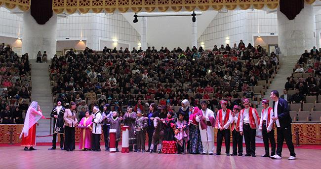Konya'da Engelliler Günü Etkinlikleri