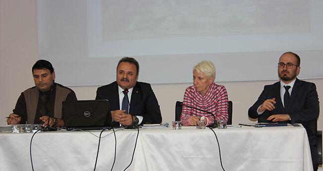 """""""Mevlevi Köyü Projesi Çalıştayı"""""""