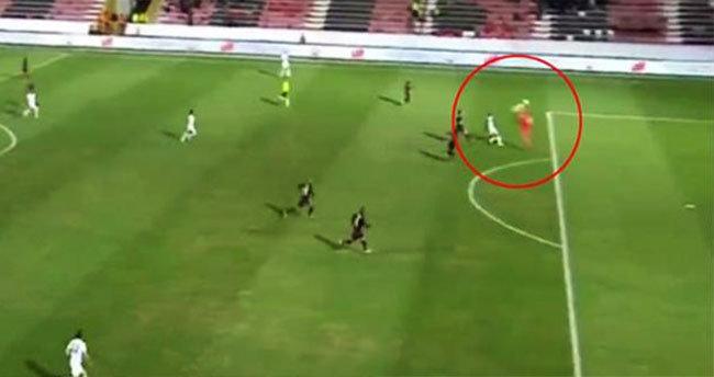 Türkiye Kupası maçında skandal hata!