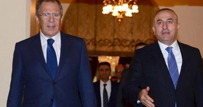 Türkiye-Rusya Dışişleri Bakanları görüşecek