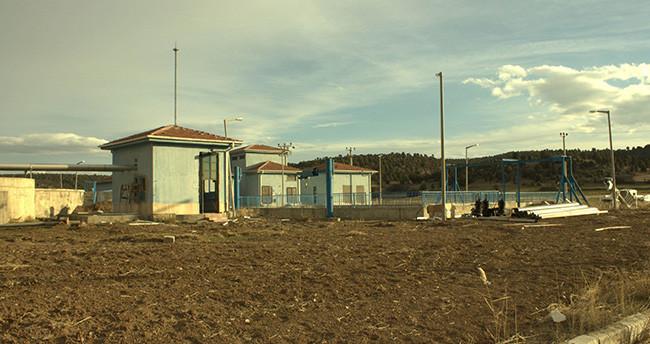 Beyşehir'de Atık Arıtma Tesisi Faaliyete Geçmeye Hazırlanıyor
