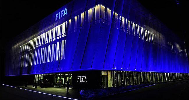 FIFA başkan yardımcılarına 90 gün ceza
