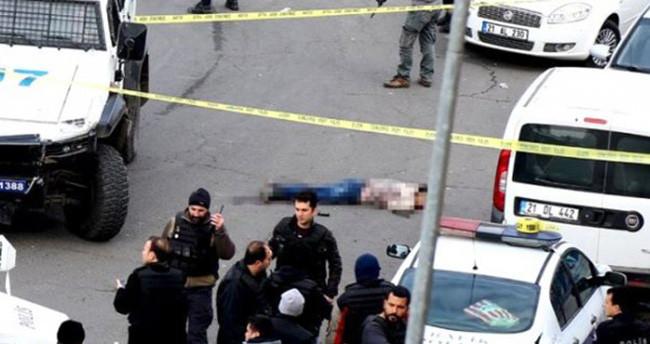 Öldürülen kadın teröristin babası DBP yöneticisi çıktı