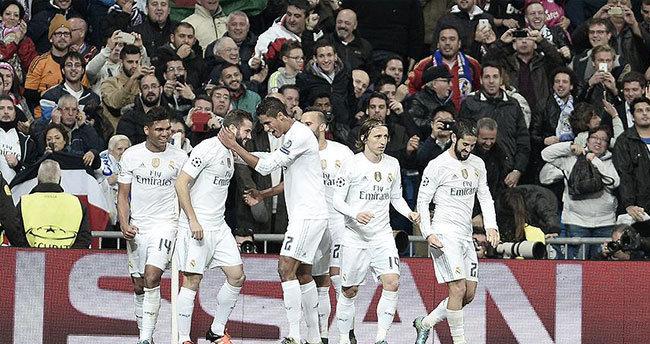 Real Madrid Kral Kupası'ndan ihraç edildi