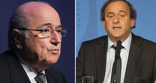Blatter ve Platini için kesin karar 21 Aralık'ta
