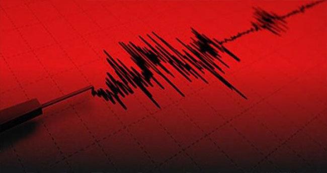 Gemlik Körfezi'nde 3.8 büyüklüğünde deprem