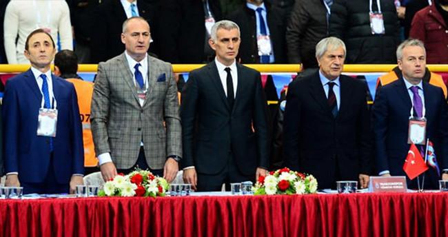 Trabzonspor kongresinde skandal!