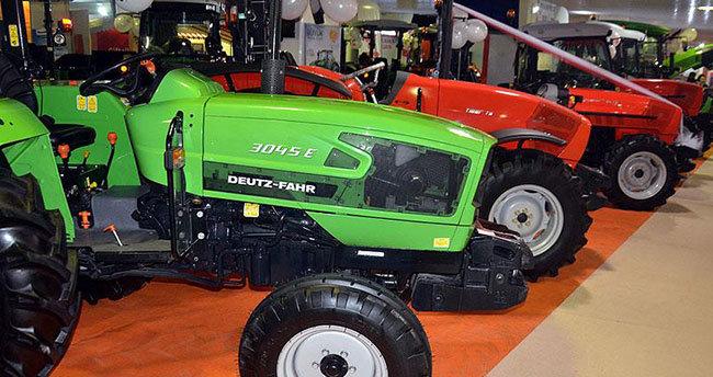 Traktör satışları rekor kırdı