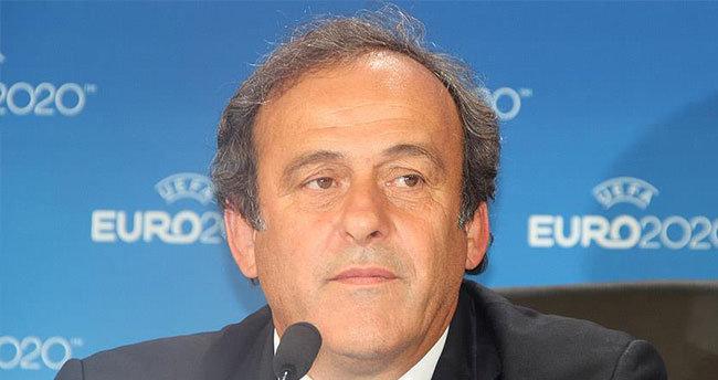 UEFA Başkanı Platini hakkında yeni belgeler ortaya çıktı