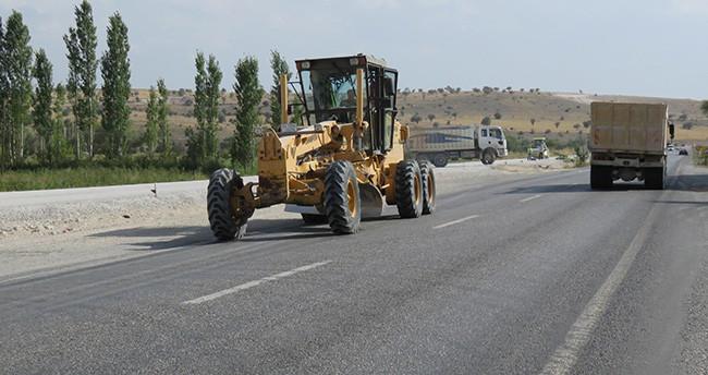 Beyşehir- Konya Karayolunda Altınapa Baraj Kesimi 4 Gün Trafiğe Kapalı