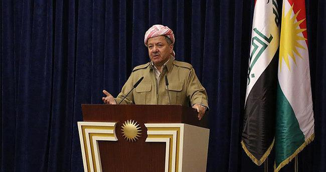 IKBY Başkanı Barzani Ankara'ya geliyor