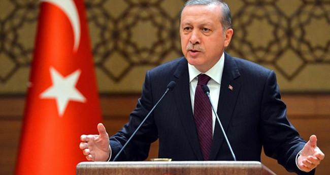 Erdoğan: Benim de ağabeyimdir