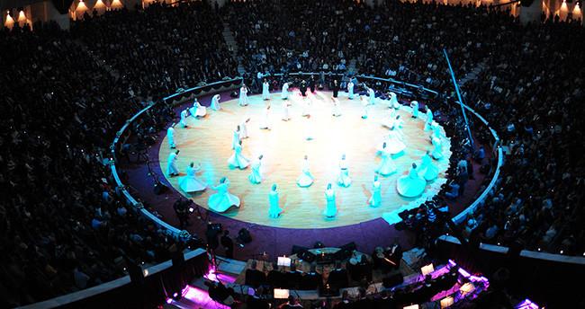 Konya'da Büyükşehir Sema Törenlerini İnternetten Canlı Yayınlıyor