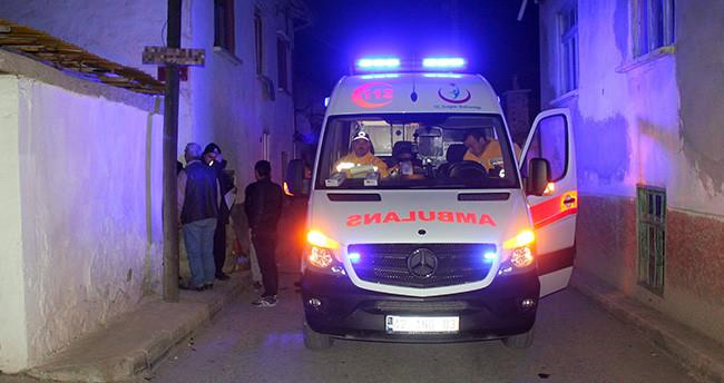 Konya'da yaşlı kadın sobadan çıkan gazdan öldü