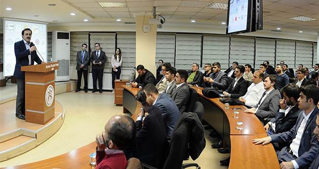 KTO Başkanı Selçuk Öztürk genç girişimcilerle buluştu