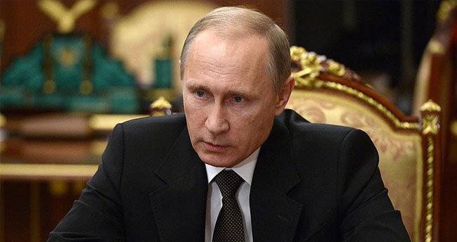 Putin hakkında suç duyurusu