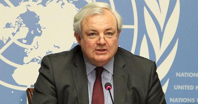 BM Genel Sekreter Yardımcısı O'Brien Suriye'ye gidecek