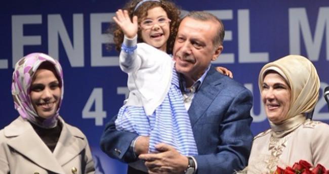 Erdoğan ailesinde 5. torun sevinci