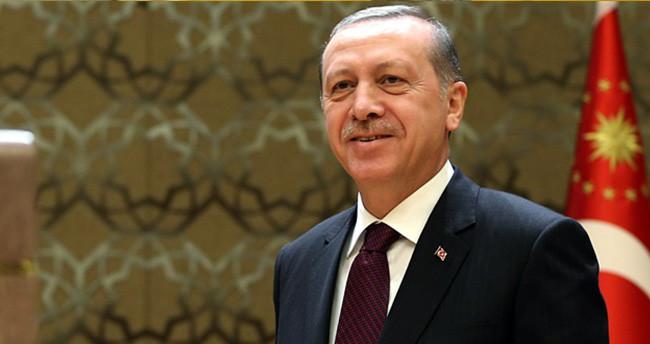 Erdoğan torununun ismini açıkladı