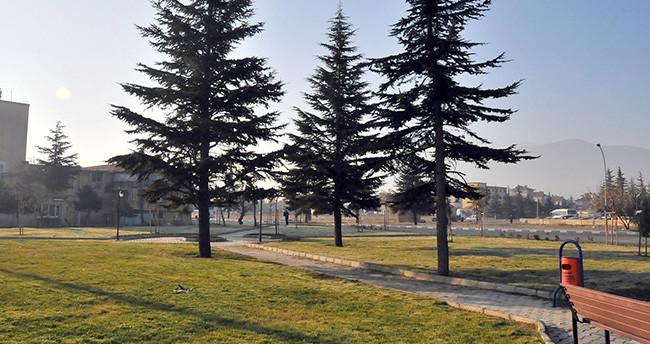 Konyalı Şehidin Adı Parka Verildi