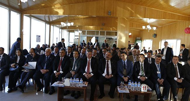 Halkapınar'da Kalkınma Çalıştayı yapıldı